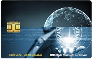 Supporto smart card